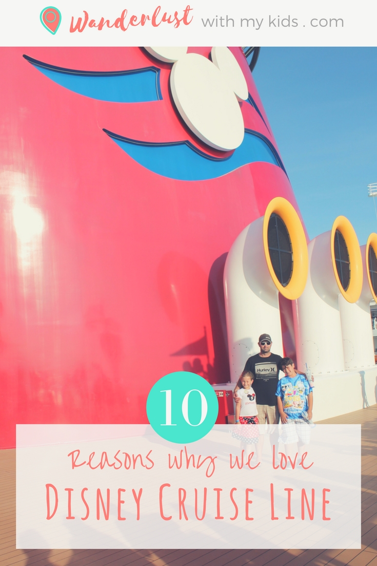 Top 10 reasons we love Disney Cruise Line, Disney Cruise Tips, Disney Cruise Activities, Disney Cruise secrets, tips, planning, packing list, ideas.