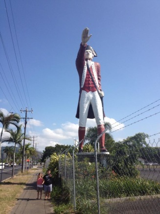 Big Captain Cook- Cairns