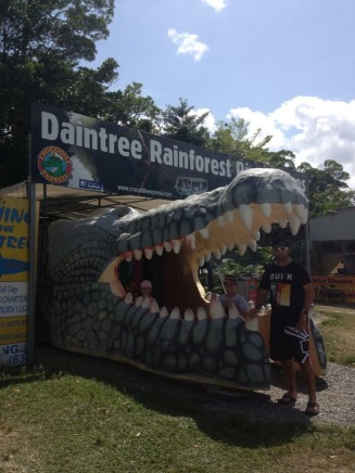 Big Croc- Daintree