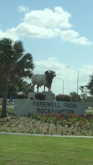 The Big Bull- Rockhampton