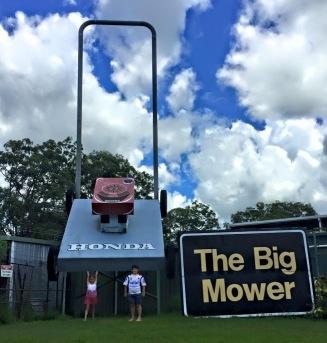 The Big Mower- Beerwah