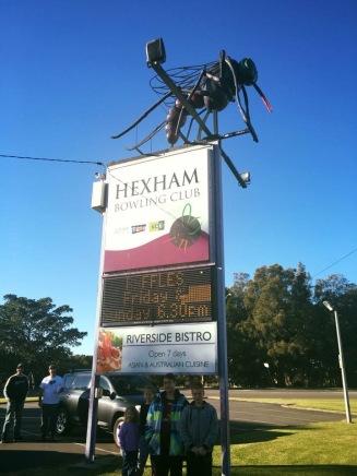 Big Mosquito- Hexham