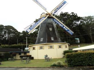The big Windmill- Boambee Valley