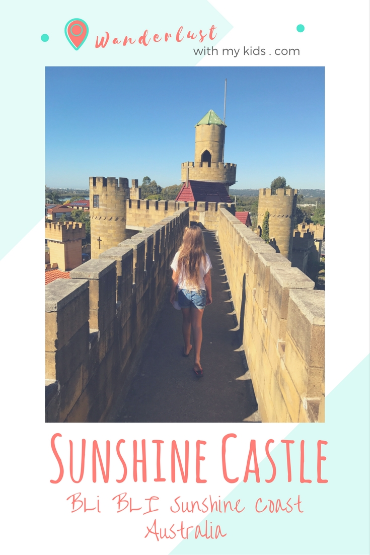 Sunshine Coast, Australia, Queensland, things to do, Sunshine Castle Bli Bli